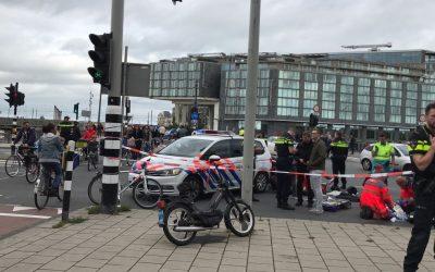 NRC: Snorfietser naar rijbaan scheelt driekwart van de ongelukken
